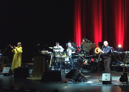 Dead Can Dance at the Barbican Hall, London April 2005
