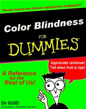 Color blindness for Dummies